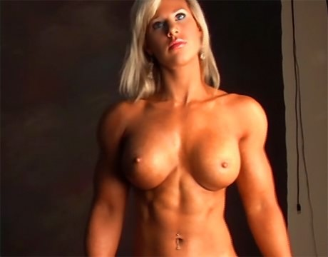 Hot busty fitness nude thank